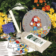 Garden Mosaic Stepping Stone Kit - SKU 901-11282W