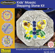 Kids' Mosaic Stepping Stone Kit - SKU 901-11235W