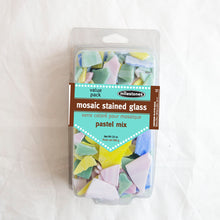 Pastel Mosaic Stained Glass Mix - SKU 912-24370W