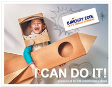 """I Can Do It!"" 10-Unit Preschool Science Class Curriculum"