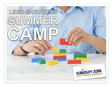 Lego® Engineers Camp - Full Week (15 hours)