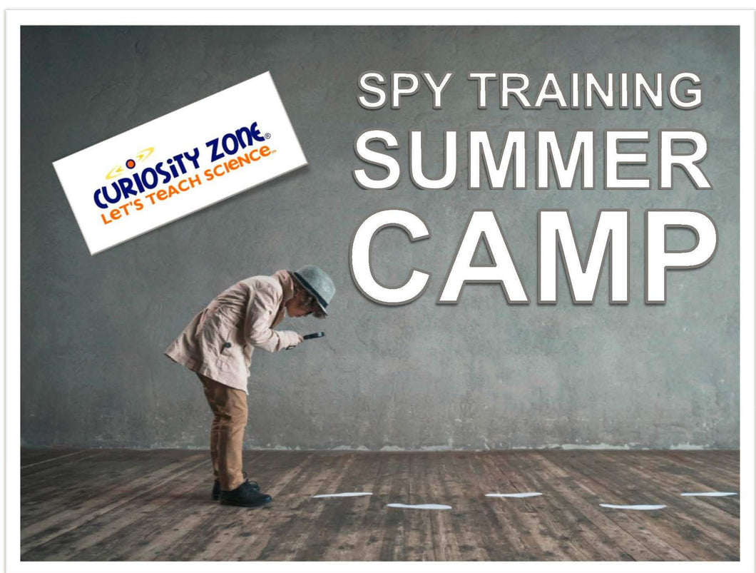 Spy Training Camp - Full Week (15 hours)