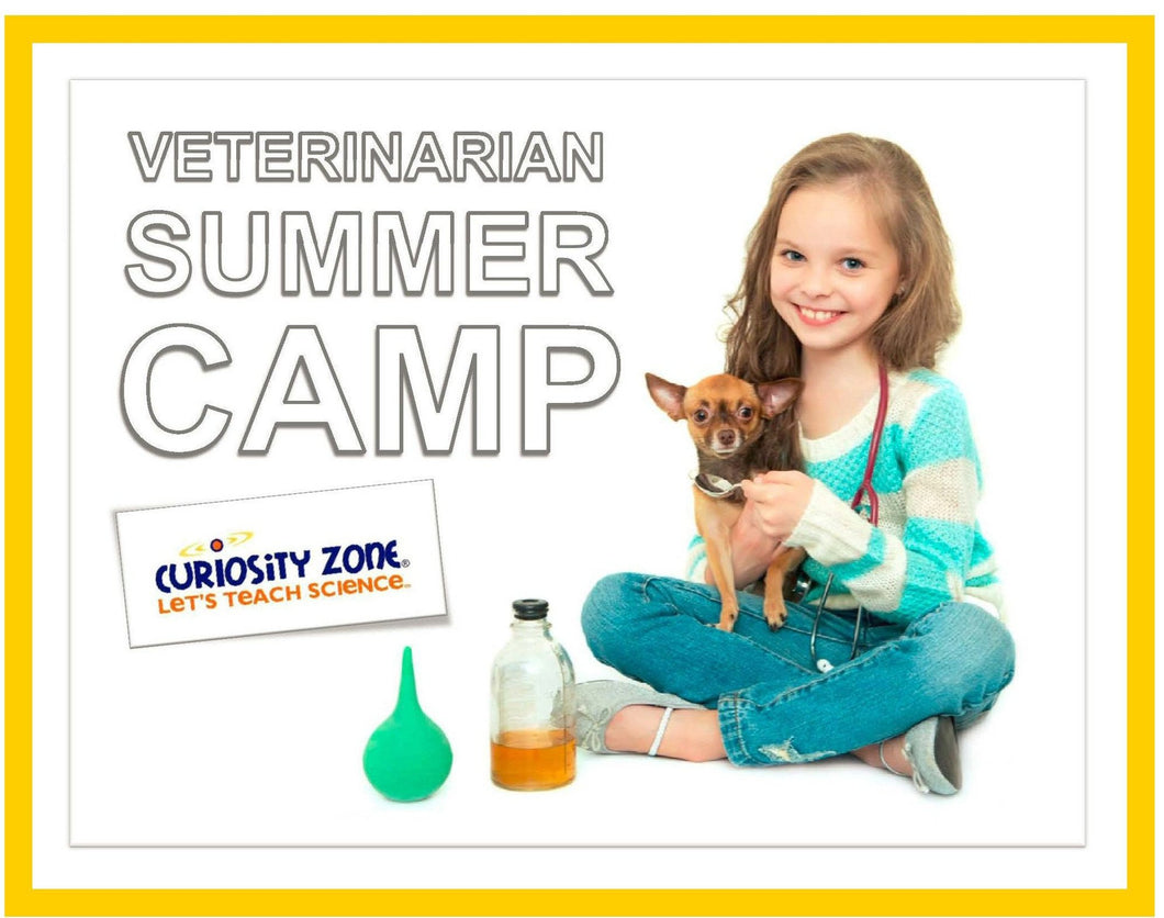 Veterinarian Camp:  Farm Animals (3 hours)