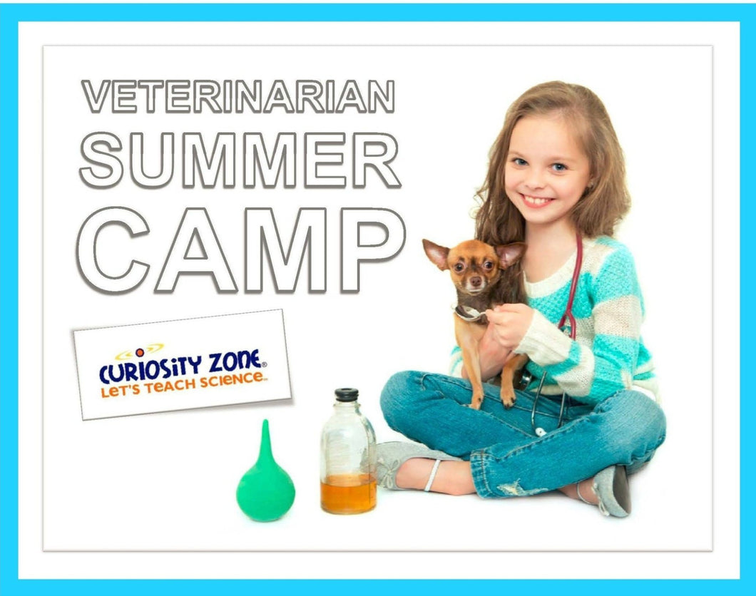 Veterinarian Camp:  Aquarium Animals (3 hours)