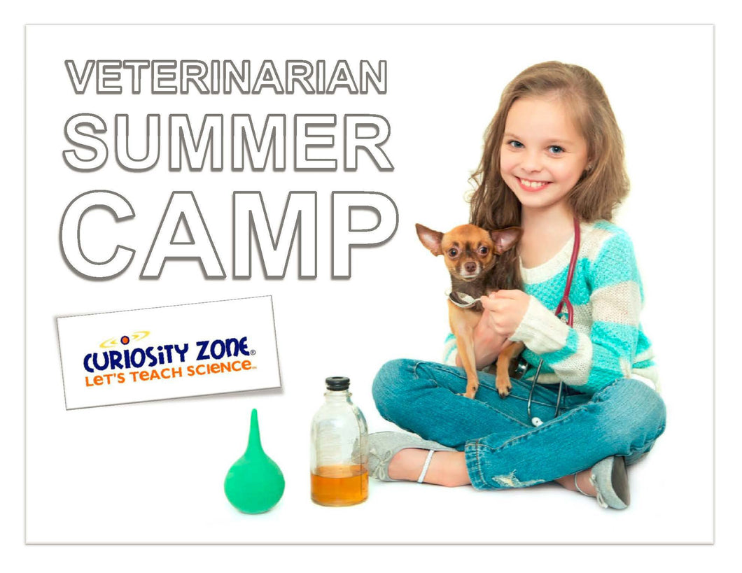 Veterinarian Camp - Full Week (15 hours)