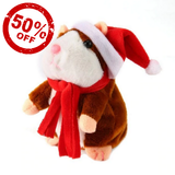 CUTE TALKING HAMSTER Best Gift Xmas