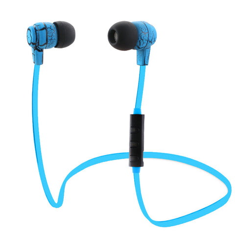 Portable Sports Running Bluetooth Headset Earphons Headphones Wireless Fone de ouvido Bluetooth Headset Hands Free Mic For Music
