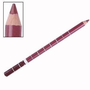 AE fashion Crayon a levre lipstick light brown lip liner lady waterproof beauty tools lip makeup pencil lipliner porta batom