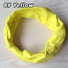2017 New variety of wear method Cotton Elastic Sports Wide women Headbands for women hair accessories turban headband headwear