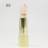 Kailijumei Magic Lip Gloss Stick Color Temperature Change Moisturizer Bright Surplus Lipstick Lips Care Makeup Comstics