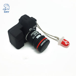 KRY  FlashDrive  pen drive usb2.0 4GB 8GB 16GB 32GB 64GB SLR camera flash card Memory stick lovely U Disk pendrive U disk camera