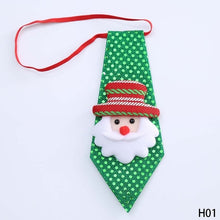 Christmas NEW YEAR Tie Party Accessories Boys Creative Christmas Bow Tie Korean Children Party Dance Decoration For Kids