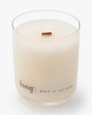 Scented candle, Walk in the Park