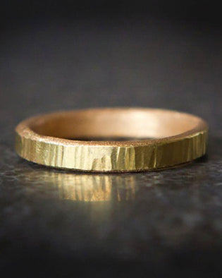 The Beating Of My Heart - Gold Ring