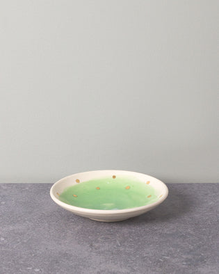 Tiny Plate Green