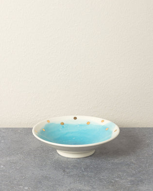 Tiny Plate Turquoise