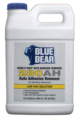 280AH: Automotive Adhesive Remover (BEAN-e-doo)