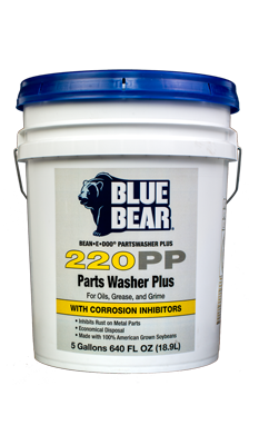 220PP: Parts Washer Plus Corrosion Inhibitor