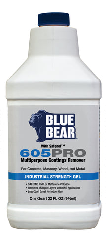 605PRO: Multipurpose Coatings Remover Pro with Safenol™