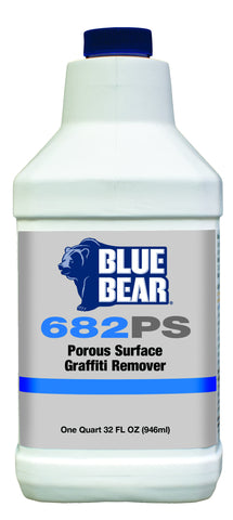 682PS Porous Surface Graffiti Remover