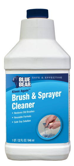 Brush & Sprayer Cleaner (Kleen Again)