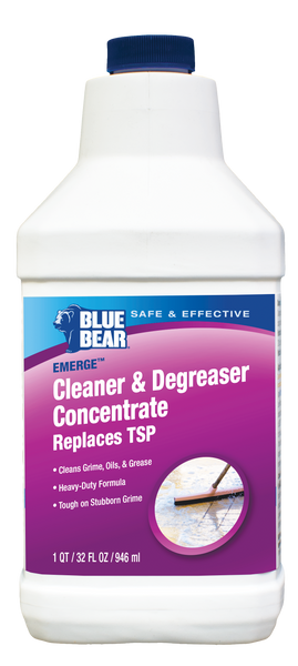 Cleaner & Degreaser Concentrate (EMERGE)