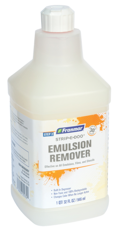 Emulsion Remover (Strip-e-doo)
