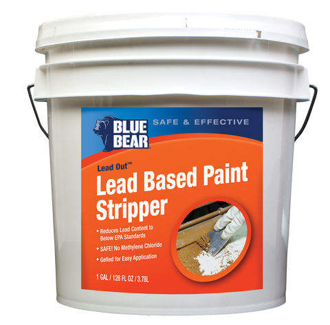 Lead Based Paint Stripper Lead Out Franmar Products