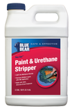 Paint & Urethane Stripper (Soy Gel)