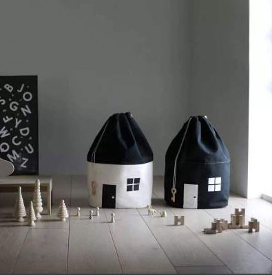 "Alt=""Nordic toy storage House"""