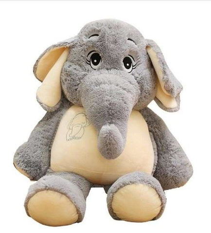 "Alt=""Giant Plush Elephant"""