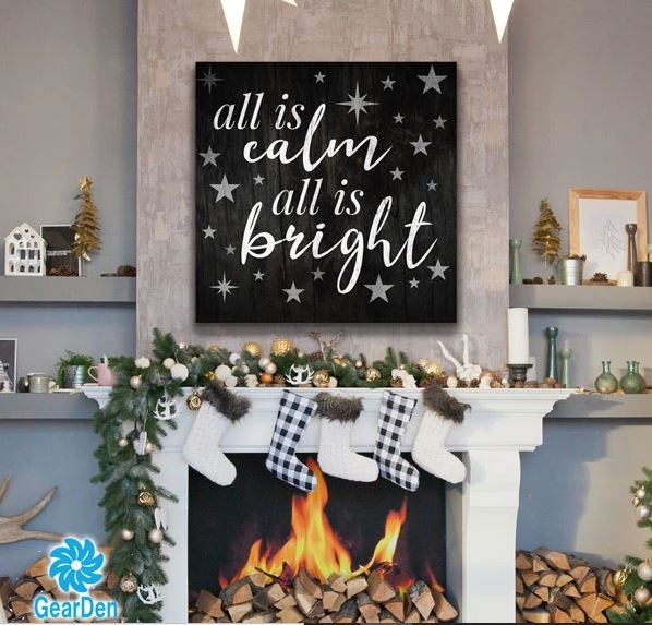 winter holidays decor 2019