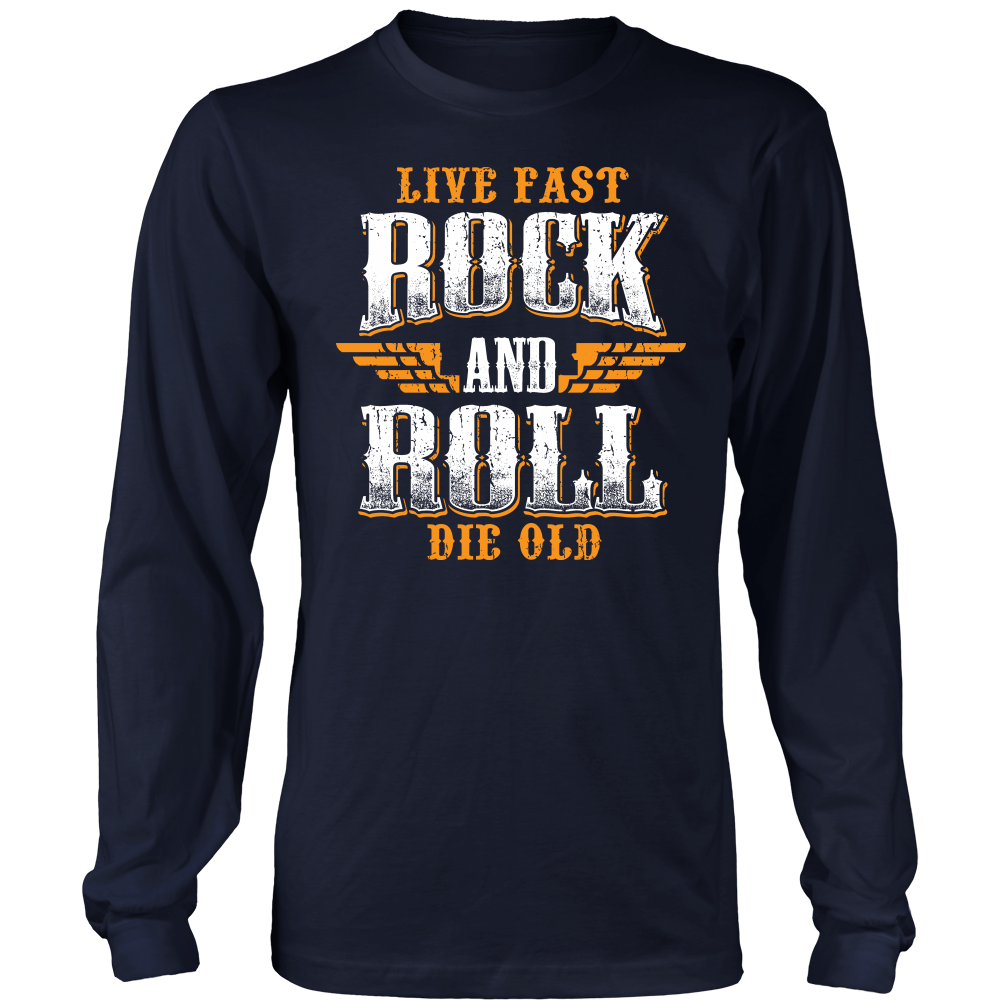 """ROCK AND ROLL"" SHIRT"