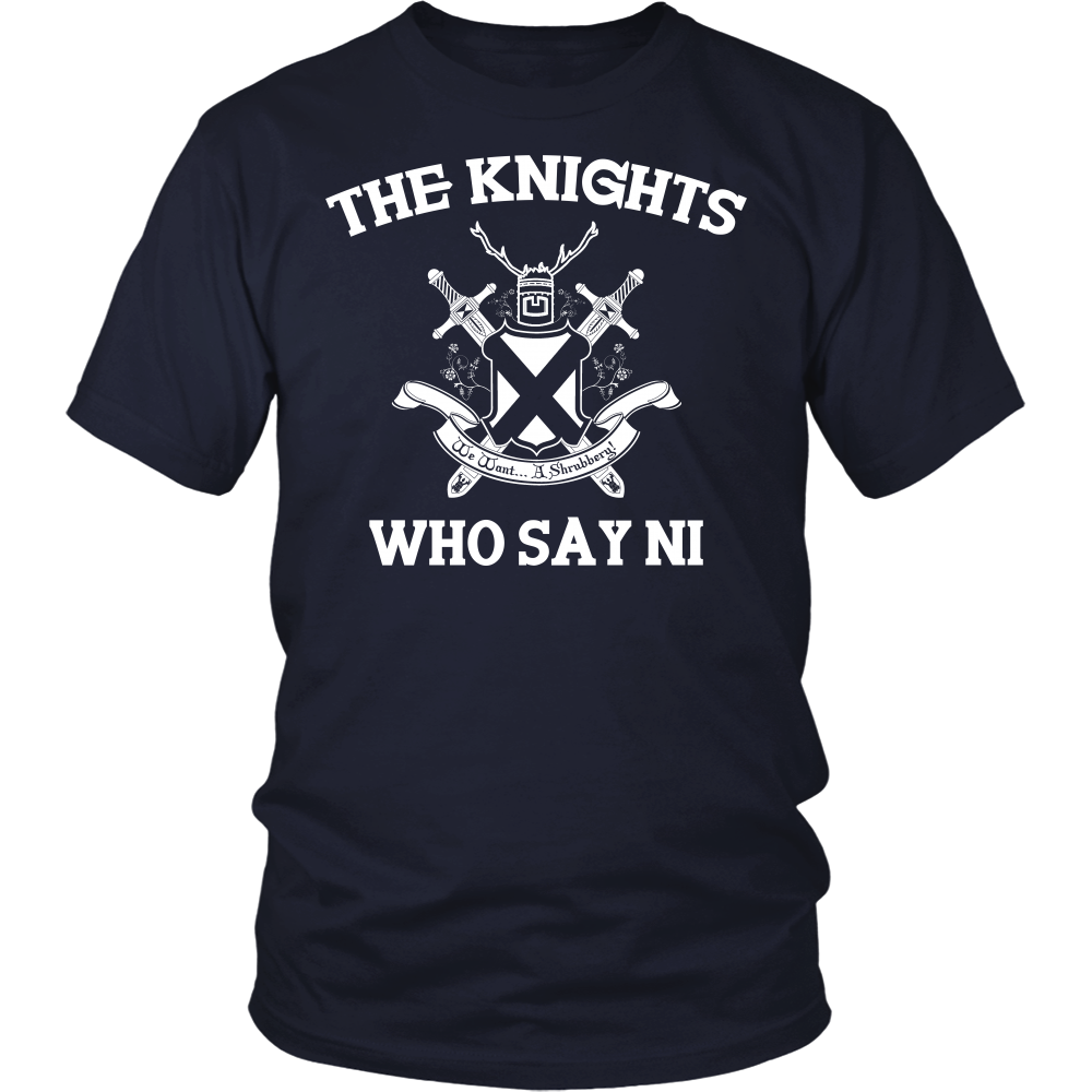 """Knights Who Say Ni"" Shirt"