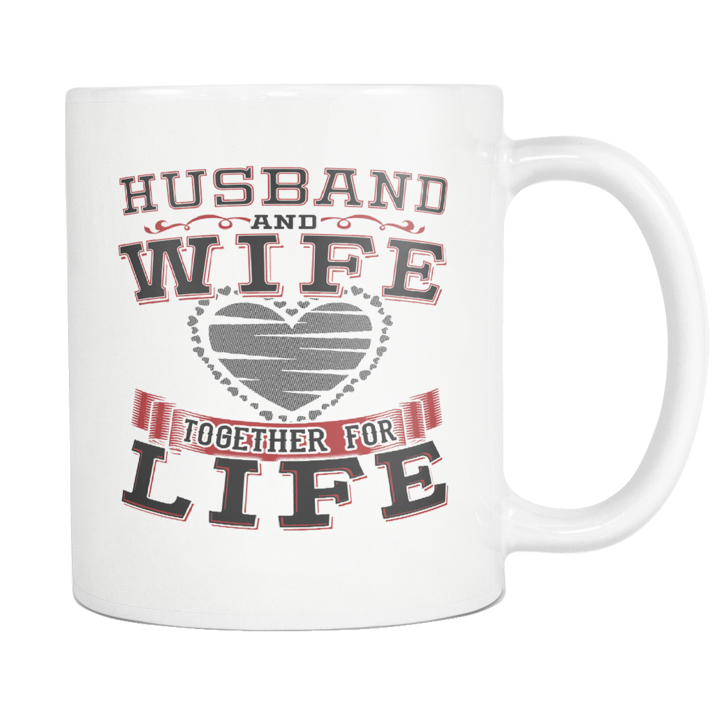 """Husband And Wife"" MUG"
