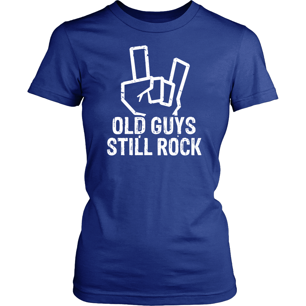 """Old Guys Still Rock"" Shirt"