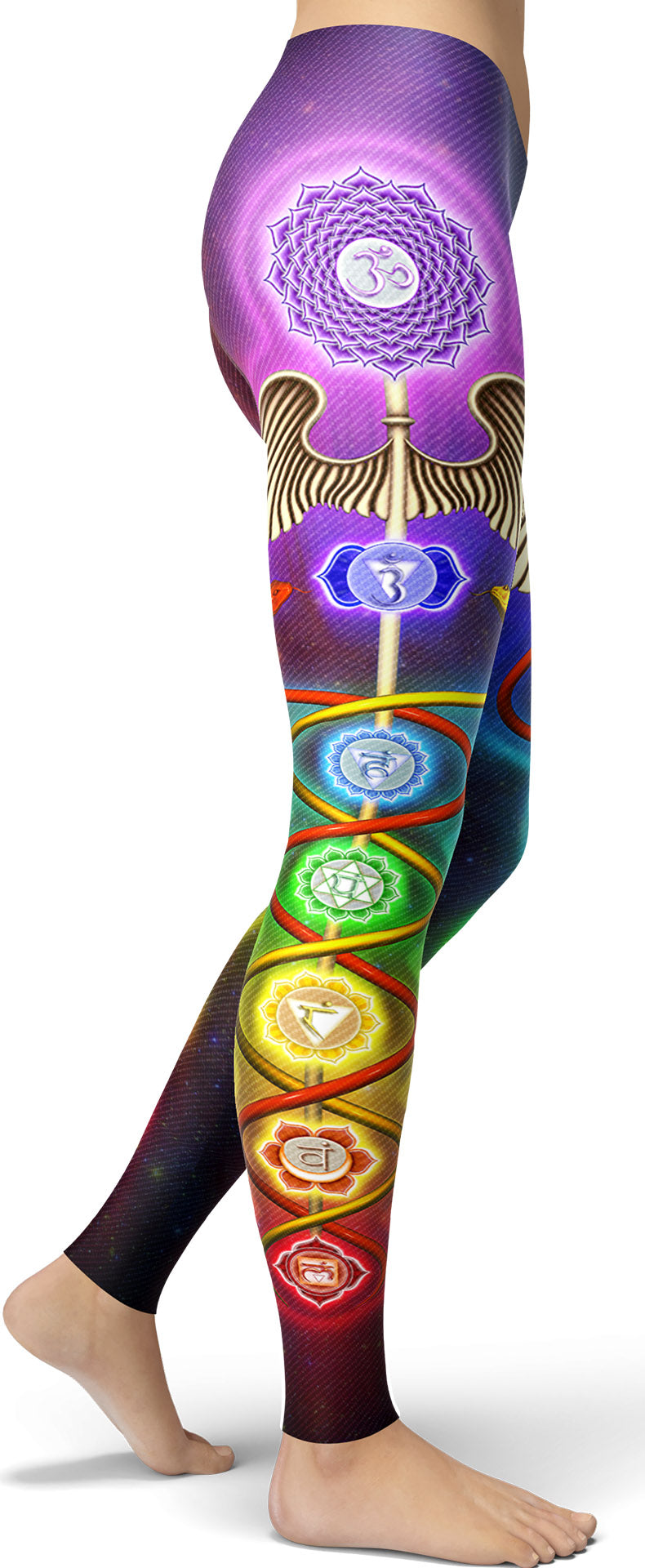 Medical Chakra Leggings