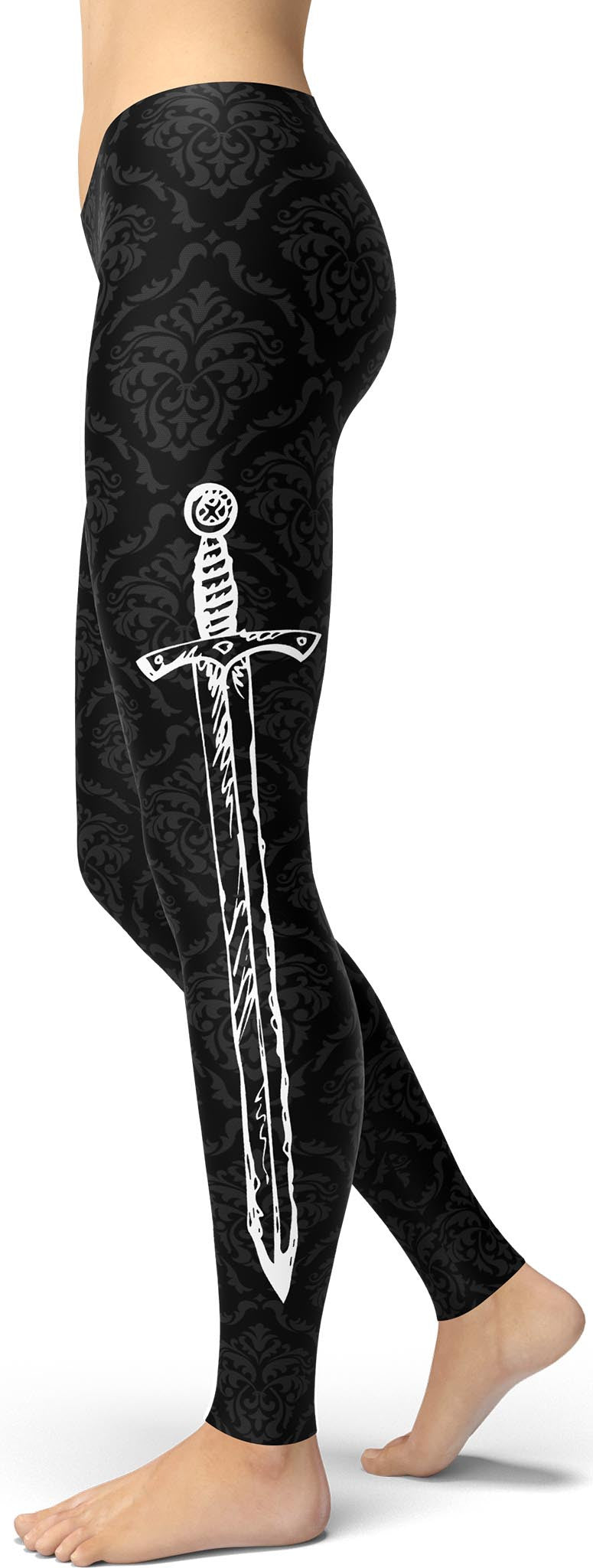 Side Sword Leggings