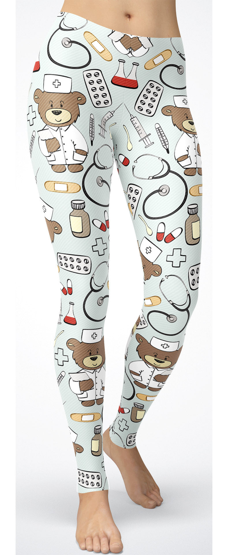 Cute Medic Leggings