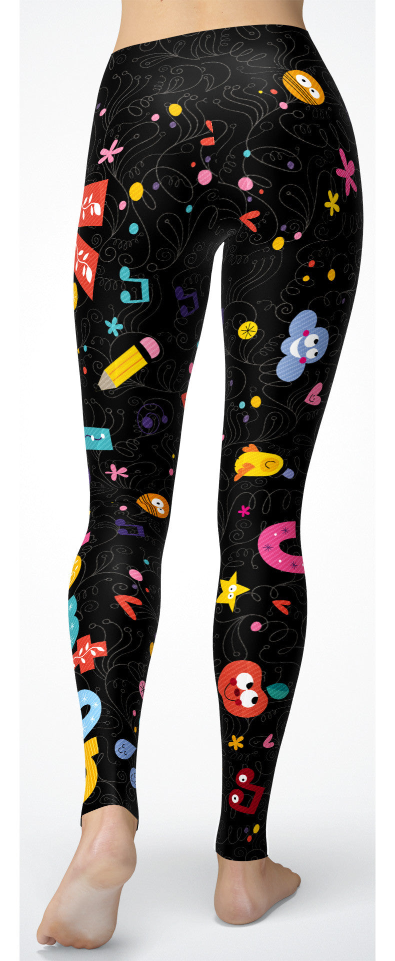 Kindergarten Teacher Leggings
