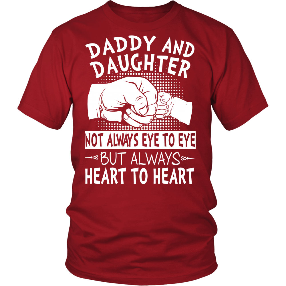 """Daddy And Daughter"" Shirt"
