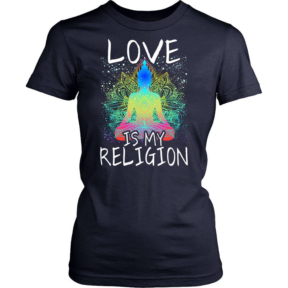 """Love is My Religion"" Shirt"
