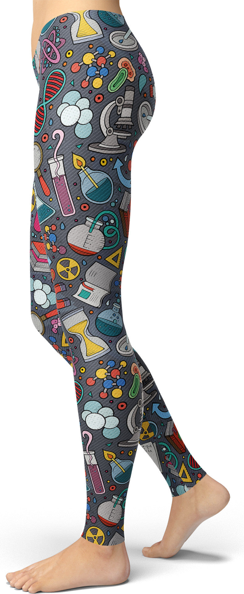 Science Teacher Leggings