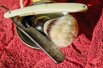 How To Shave Your Face With a Straight Razor Step By Step