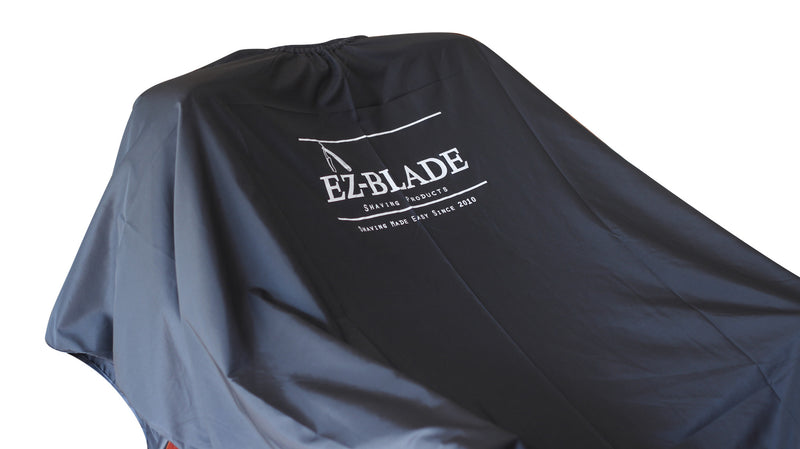 EZ BLADE Barber Cape - EZ BLADE Shaving Products