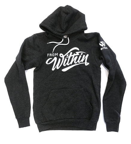 From Within Script Logo Sweatshirt