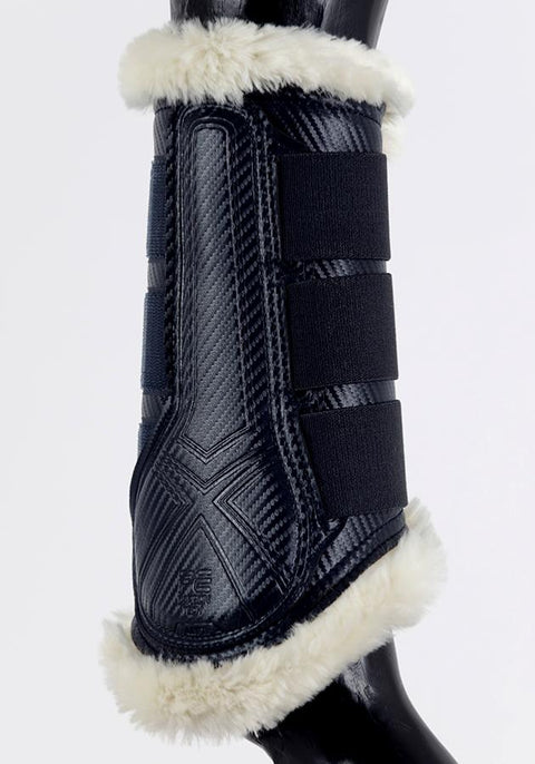 Techno Wool Brushing Boot