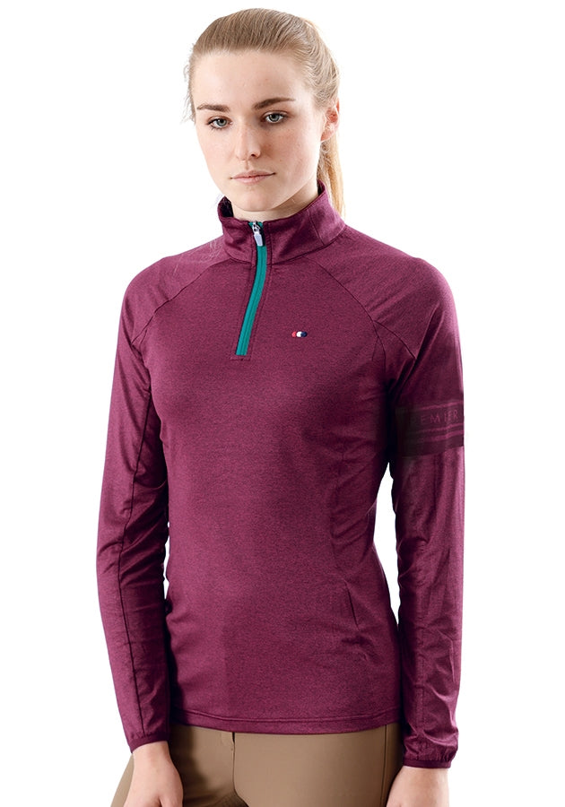Chia Lightweight Technical Riding Shirt