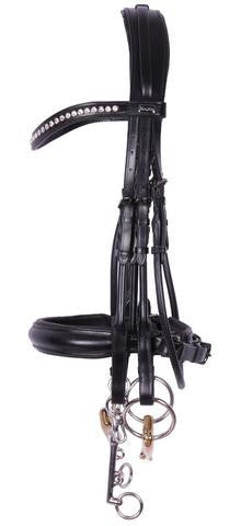 Kingsley Weymouth Bridles - Round