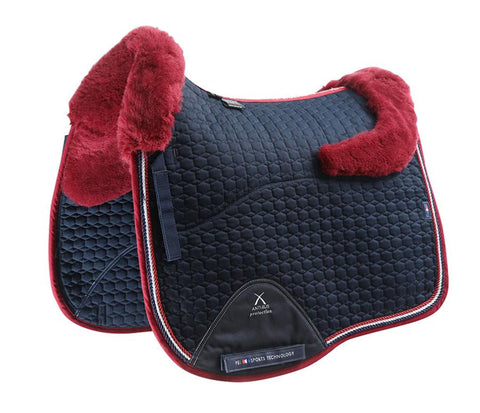 Merino Wool European Saddle Pad - Dressage